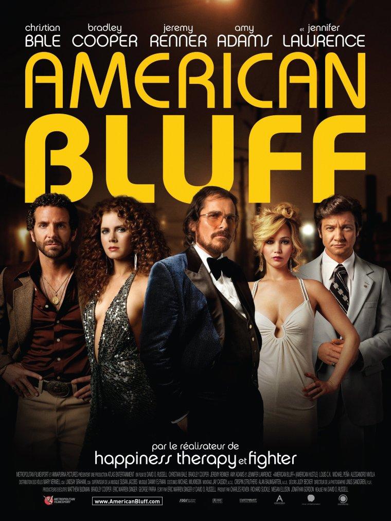 American-Bluff